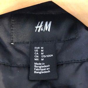H&M Jackets & Coats - H&M Bomber Jacket - Medium